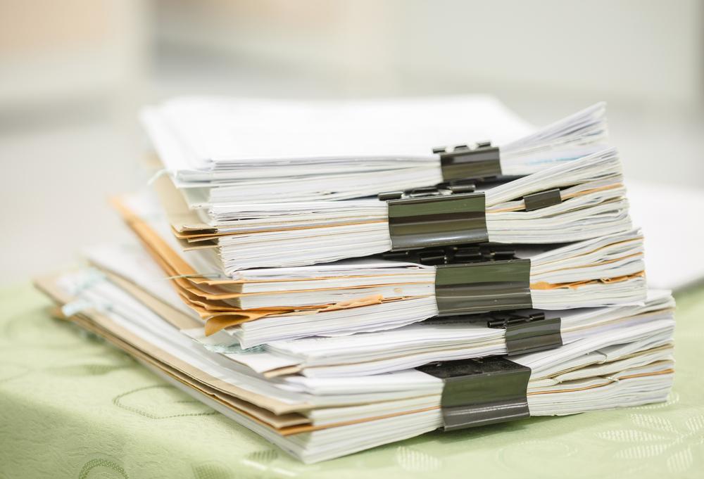 Como organizar documentos de uma empresa com praticidade?