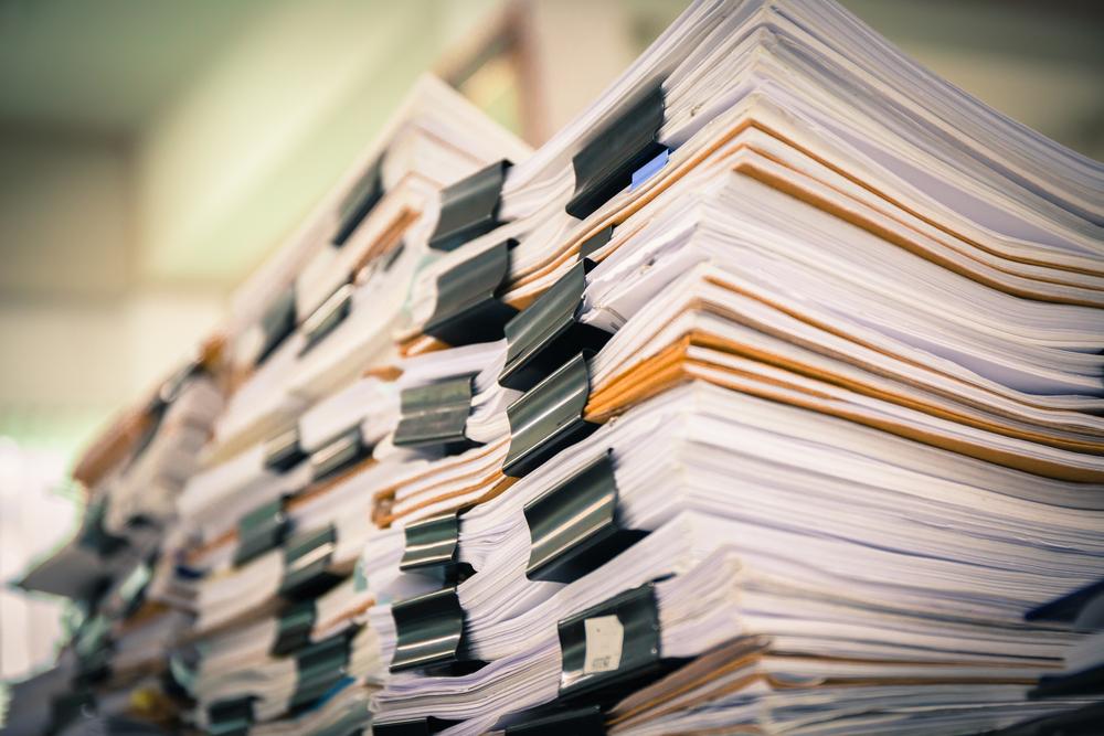 Organização de arquivos físicos: Passo a passo!